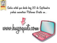 Patrones Gratis www.HugoQuili.com