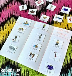 These vowel team cards are perfect for guided reading groups, word work, and whole group activities. They are super versatile and come with two different options.