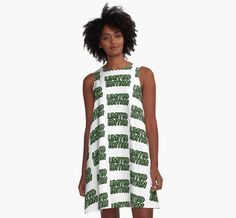 """Limited Edition"" A-Line Dresses by bubbliciousart 