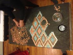 Penny Top Coffee Table - Imgur
