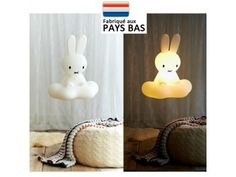 Lampe suspension plafonnier Miffy nuage Mr Maria