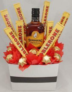 Liquor Bouquet, Toblerone, Chocolate Bouquet, Delicious Chocolate, Sweet, Candy