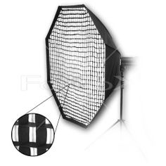 """Fotodiox Pro 70"""" Octagon Softbox PLUS Grid (Eggcrate) for Studio Strobe/Flash with Soft Diffuser and Dedicated Speedring, for Profoto Compact lights series D1 250 W/S, D1 500 W/S, D1 Air 1000 W/S, D1 Air 500 W/S, Pro Series Acute B 600 W/S, Pro-B 12000 W/S, Acute 2-D4 Strobe Flash Light - http://slrscameras.everythingreviews.net/8984/fotodiox-pro-70-octagon-softbox-plus-grid-eggcrate-for-studio-strobeflash-with-soft-diffuser-and-dedicated-speedring-for-profoto-compact-lights-"""
