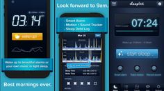 How often do you wake up in the morning feeling tired, groggy and grumpy? Get help getting a better night's sleep with this handy app....
