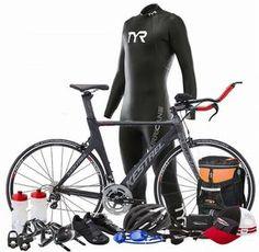 Triathlon Training Gear List: Sprint triathlon training essentials to Swim, Bike, Run Triathlon Wetsuit, Triathlon Gear, Ironman Triathlon, Triathlon Shoes, Sprint Triathlon Training Plan, Triathlon Women, Best Running Gear, Running Wear, Running Tips