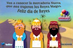 #Amigos le informamos que contamos con #Mercadería nueva en #Globos y #Peluches!! #Feliz #Día de #Reyes!!