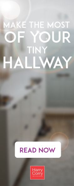 We have some great tips on utilising your hallways space to its maximum ability and turn it in to another room with the WOW factor. Harry Corry, Interior Blogs, Wow Factor, Wow Products, Hallways, Bathroom Accessories, Curtains, Space, Reading