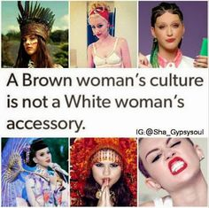 If white people have literally raped every native civilization of their cultures and practices on a global scale, where the hell were white people when our ancestors were innately blessed with uniqueness?  #truth #facts #culturalappropriation