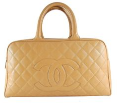 Chanel   More here: http://mylusciouslife.com/shopping-where-to-buy-new-and-genuine-vintage-chanel-items-online/