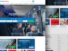 National Express Homepage