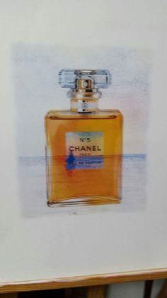 Reproducción. Chanel 5