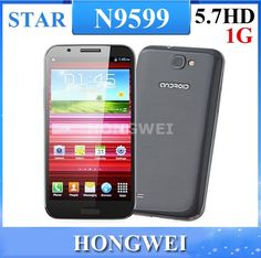 Find More Mobile Phones Information about {free holster}  STAR N9599 Quad Core 5.7 inch 1.2GHZ Andrioid 4.2 MTK6582 1GB RAM+8GB ROM Capacitive Screen phone free shipping,High Quality phones camera,China phone x12 Suppliers, Cheap phone trace from HONGWEI  TECHNOLOGY CO.. LTD. on Aliexpress.com