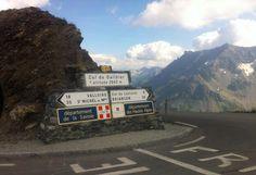 Col du Galibier, French Alps