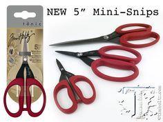 new mini-snips from tonic…