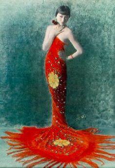 Anna May Wong, 1930s Actress Anna Mae Wong.