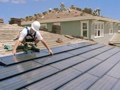 If building a new house why not consider covering it with Solar Tiles
