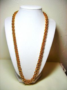 Erwin Pearl Goldtone Chain Necklace #ErwinPearl #Chain