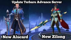 Alucard New And Zilong New!! Update Terbaru Mobile Legends Alucard Mobile Legends, Bang Bang, News, Youtube, Movies, Movie Posters, Legends, Films, Film Poster