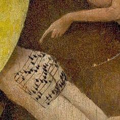 Música é descoberta nas nádegas de figura infernal com mais de 600 anos - Revista Cifras