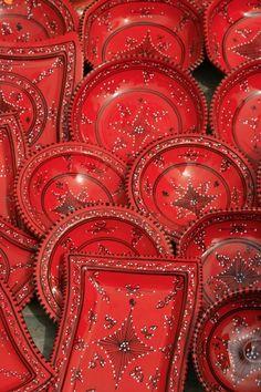 Pottery of Nabeul. Tunisia Author patrickberthou