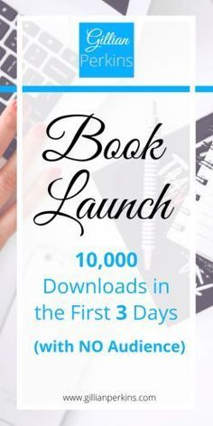 Discover the launch plan that turned my first, self-published book into an international best-seller in just three days! Book Writing Tips, Writing Resources, Writing Images, Writing Goals, Writing Skills, Writing Ideas, Writing Workshop, Writing Process, Amazon Publishing