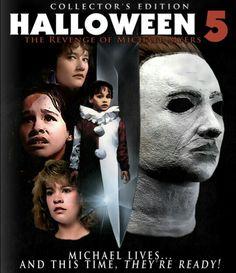 Halloween 5 Horror Movie Slasher