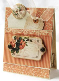 Try this Place in Time pocket card with a printable project sheet #graphic45 #projectsheets #tutorials