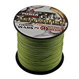 Ashconfish 9 Strands Braided Round Fishing Line PE Fishing Wire Paralell Knitting Ultra Strong Braid Fishing String Fishing Line, Fishing Tackle, Fishing Rods, Casting Rod, Fish Camp, Super Powers, Braids, It Cast, Wire