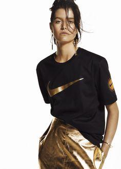 Exclusief voor Vogue: bekijk hier ALLE looks uit Olivier Rousteings nieuwste collectie voor Nike