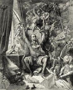 Miguel de Cervantes. Biografía.