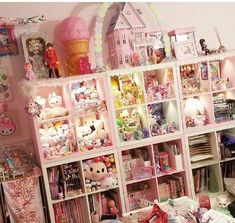 So much kawaii in one room !