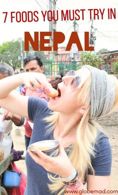 The BEST Must try foods in Nepal. 7 local dishes that you should try when travelling Nepal   Globemad Guide by Emma Tryon