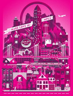 Make Love in MPLS by Lucas Richards
