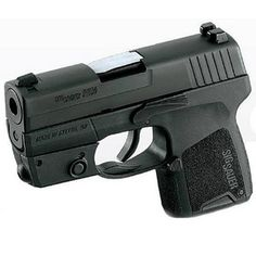 "SIG Sauer P290 290RS9BSSL 9mm 2.9"" barrel 6/8 Rnds Night Sights with Laser - Great little carry gun!"
