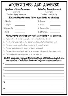 This reading and grammar pack will provide your students with plenty of opportunities to practice their reading and their grammar. Many of the activities require students to re-write the sentences using the correct grammar focus, meaning they are practicing a their handwriting, their punctuation and their spelling. grammar reading writing punctuation spelling teaching classroom learning no prep printable worksheet activity adjectives adverbs parts of speech