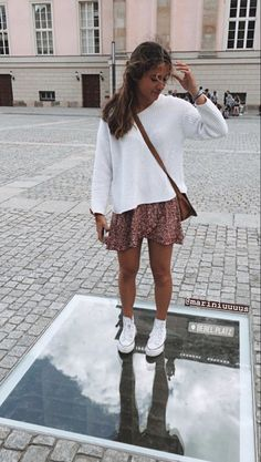 Teen Fashion Outfits, Look Fashion, Fall Winter Outfits, Spring Outfits, Look Boho, Winter Looks, Cute Casual Outfits, Everyday Outfits, Aesthetic Clothes