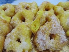 Ricetta per Carnevale: Le Zeppole Sarde (IS ZIPPULAS) - YouTube