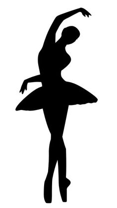 Girl dancing silhouette ballerinas 43 ideas for 2019 Ballerina Silhouette, Vogel Silhouette, Silhouette Art, Art Ballet, Ballet Dancers, Art Drawings Sketches, Easy Drawings, Photo Png, Ballerina Kunst