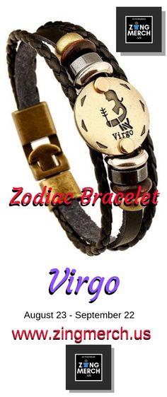 eef0a08030cd5a Bracelet - Zodiac Sign Bracelet