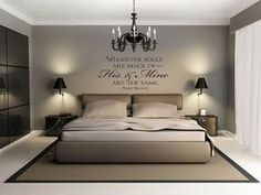 Wall Decals For Bedroom, Bed Wall, Home Decor Bedroom, Bedroom Furniture, Diy Home Decor, Master Bedroom, Bedroom Ideas, Bedroom Designs, Bedroom Boys