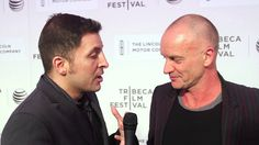 """Sting talks with Arthur Kade about his continued passion for music and the Tribeca Film Festival at the annual cinematic event's premiere of Paul Haggis' """"Third Person""""."""