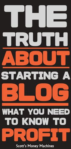 Make Money Blogging, Make Money Online, How To Make Money, Earn Money, Blogging Ideas, Make Blog, How To Start A Blog, Money Machine, Thing 1