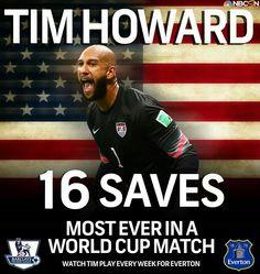 Howard!2014  USA World cup