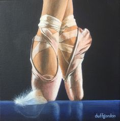 There's something magical about ballet dancers feet en pointe. There's the first of series of studies I have just completed! Dancers Feet, Ballet Dancers, Ballet Shoes, Dance Shoes, Artwork, Fashion, Work Of Art, Moda, La Mode