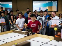 March Madness at Stanford: Robots Shoot and Dunk - IEEE Spectrum