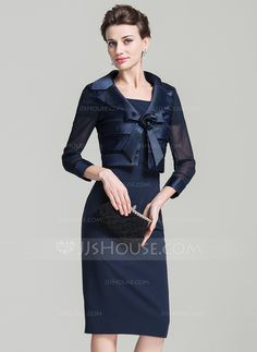 £ 82.00  3 4-Length Sleeve Special Occasion Wrap - JJ s House f5ed9c1bdc73
