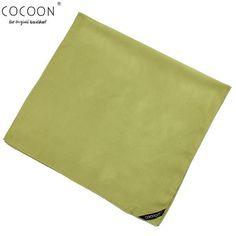 速乾タオルならコクーンのマイクロファイバータオル!@COCOON コクーン マイクロファイバータオル ウルトラライト