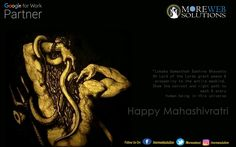 Moreweb Solutions Wishing you and your family happy #mahashivratri