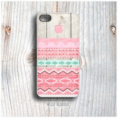 iPhone 5C Case Wood Print TOUGH iPhone 5s Case by HelloDelicious, $19.00