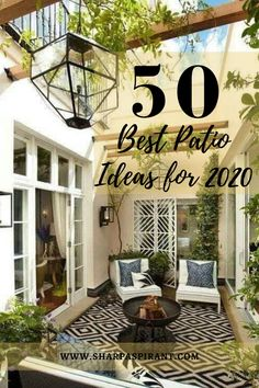 Happy summer day! let the fresh air flow whether you have a tiny, narrow patio or a large garden with our stylish outdoor patio design ideas. Check them out! small backyard patio design ideas   patio design ideas on a budget   #outdoorspaces   #modernpatiodesign   #patiodesignlayout #pergolas #SharpAspirant